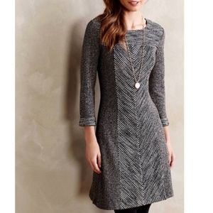 Anthropologie Sunday in Brooklyn Boucle Dress 543